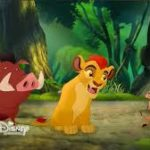 Kion and Pumba