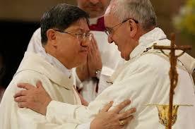 "Cardinal Tagle says ""yes"""