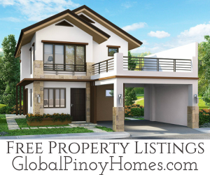 Free Listings at GlobalPinoyHomes.com