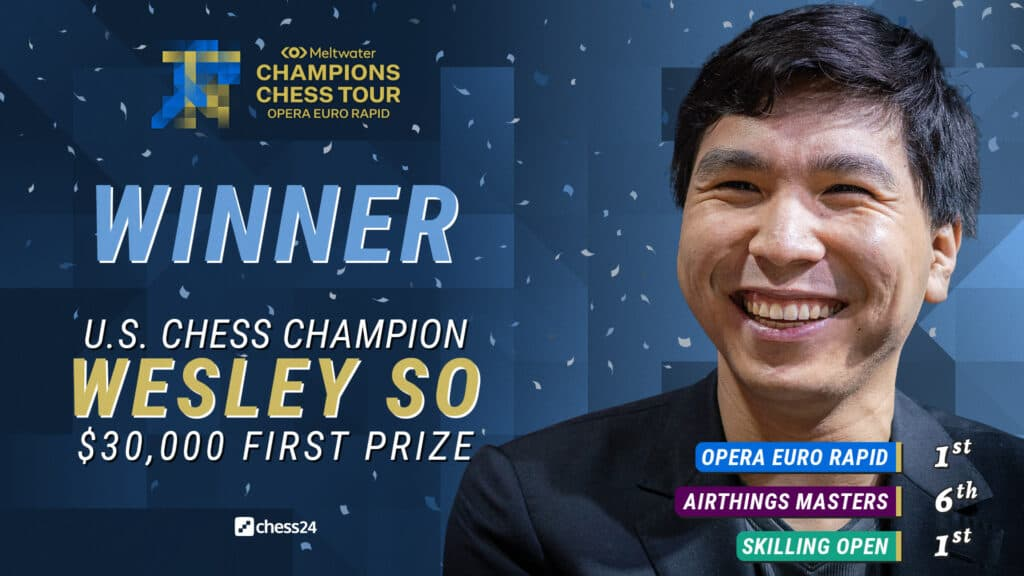Wesley So's exploits thrill fandom – The Manila Times